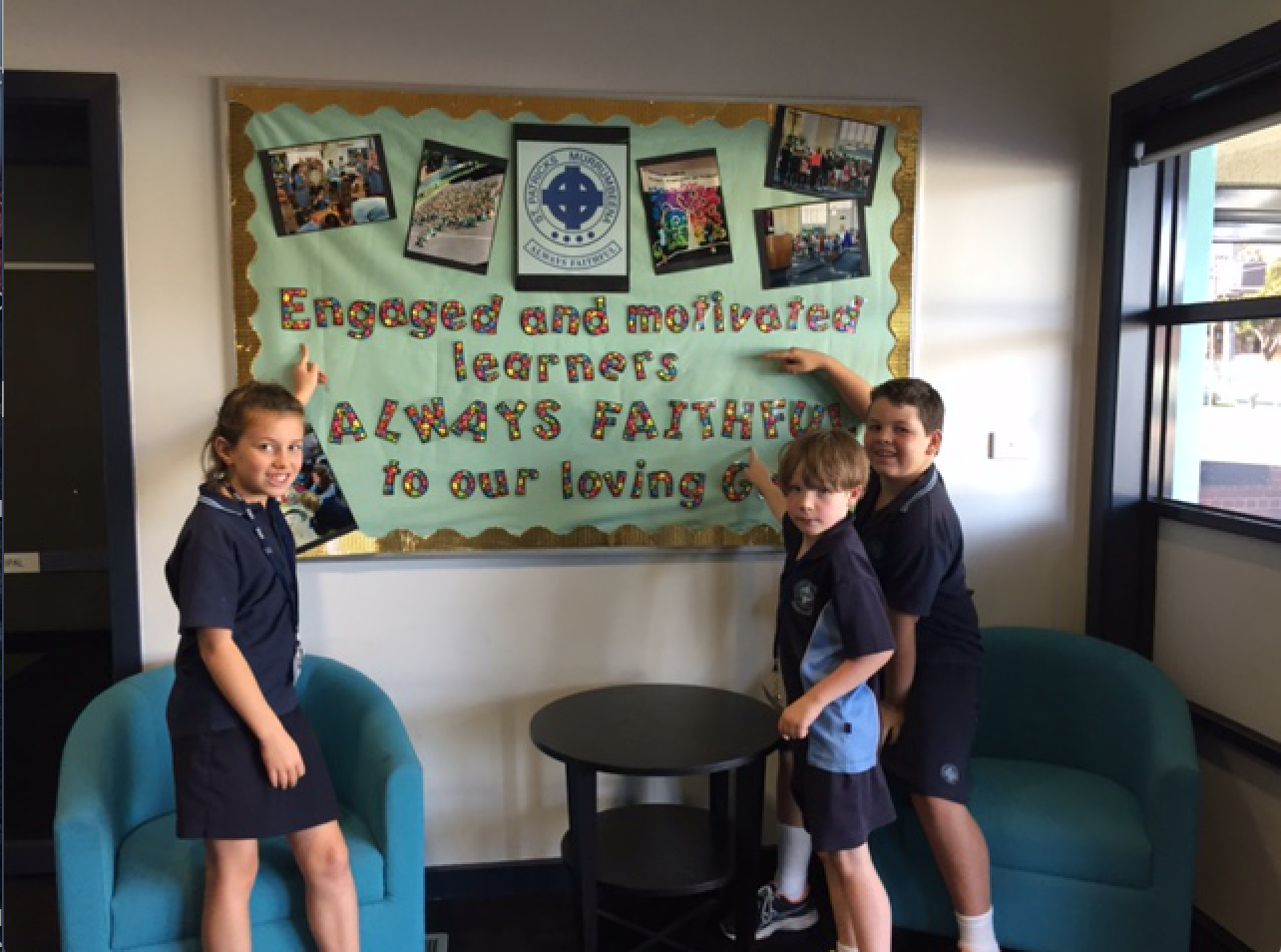 engaged and motivated learners