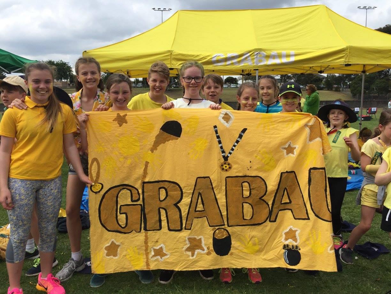 grabau sports day